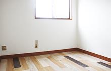 投資物件向け居室クリーニング
